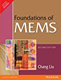 Foundations of MEMS 2nd By Chang Liu (International Economy Edition)