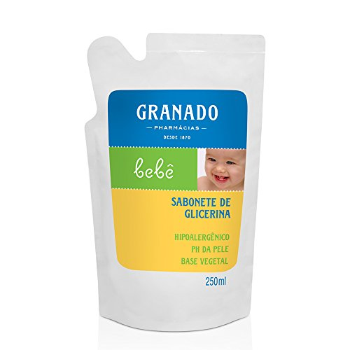 Granado Sabonete Líquido Bebê Tradicional Refil - 250ml
