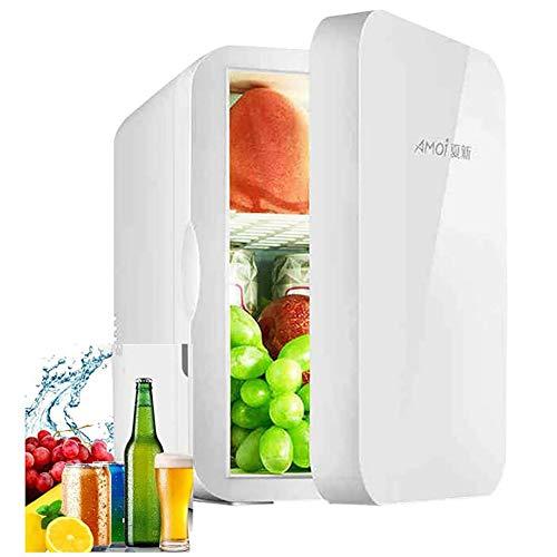 6 Liter Skincare Kühlschrank, Bewegliche Kühlerer Und Wärmerer, Mini-Kühlschrank Mit Temperaturregelung, Für Schlafzimmer, Kosmetik, Medikamente, Zu Hause Und Unterwegs