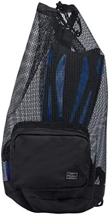 PACMAXI Scuba Diving Bag Oversized Mesh Scuba Diving Backpack for Snorkeling Gear Equipment product image