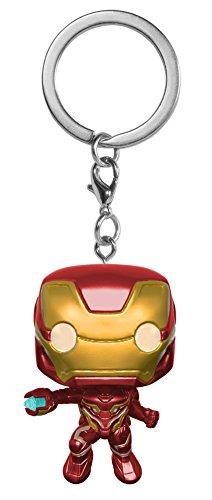 Pocket POP! Keychain: Marvel: Avengers Infinity War: Iron Man