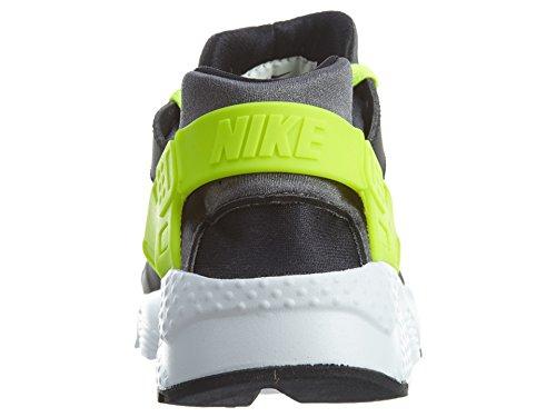 nike huarache run gs sneaker a collo basso bambino