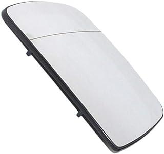 clip-on passeggero lato sinistro anta vetro argento specchio con piastra di # c-sn//l-nnea12/
