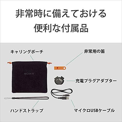 SONY(ソニー)『ポータブルラジオICF-B99』