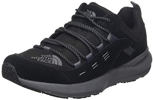 THE NORTH FACE M Mountain Sneaker 2, Zapatillas de Senderismo para Hombre, Negro TNF Negro Zinc Gris Kz2, 44 EU