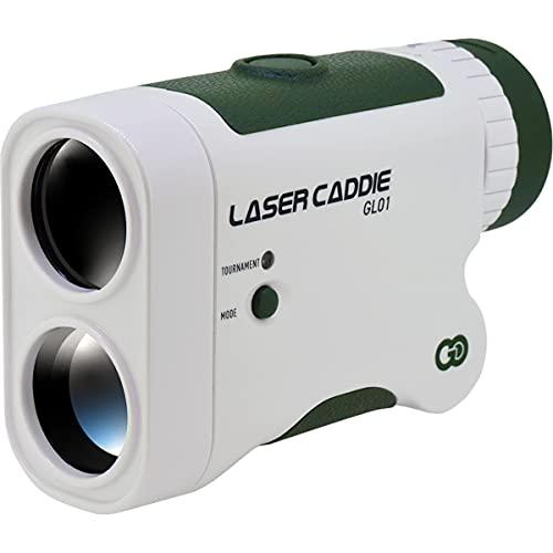 グリーンオン LASER CADDIE GL01 レーザーキャディー レーザー距離計測器 GREEN ON2 021年モデル