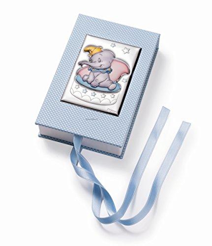 Set 3 Cubiertos Acero Inoxidable 18/10 Infantil Caja Disney Dumbo Plata Ley...
