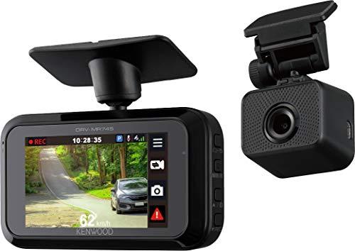 ケンウッド(Kenwood) 前後撮影対応2カメラドライブレコーダー DRV-MR745 200万画素 GPS 広角レンズ スモー...