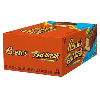SCS Reese's Fast Break - 18 ct. -pprc