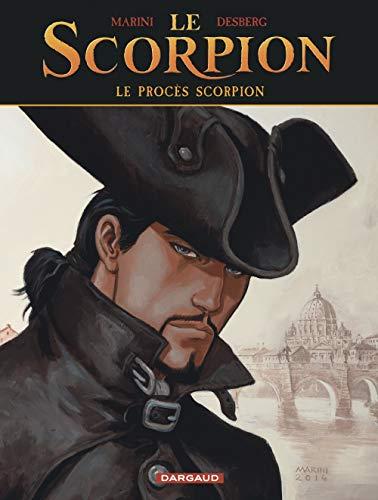 Le Scorpion - albums spéciaux - tome 0 - Le Procès Scorpion - réédition
