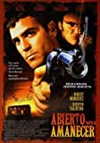 FROM DUSK TILL DAWN – George Clooney - Spanish Imported