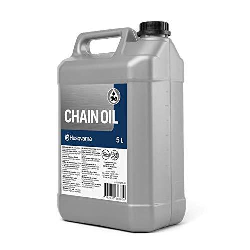 Olio per catena motosega minerale HUSQVARNA All Season lt.5