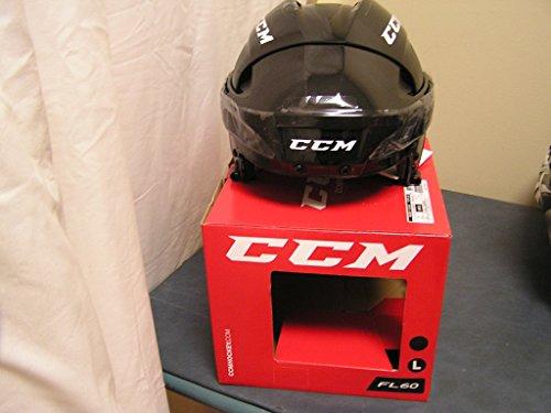 CCM Fitlite 60 Helm Senior, Größe:S;Farbe:schwarz