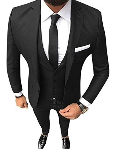 Blazer Masculino Slim + Calça Oxford 6 Cores (Preto, G)