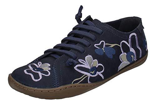 Camper womens Women Shoe Sneaker, Blue, 9 US