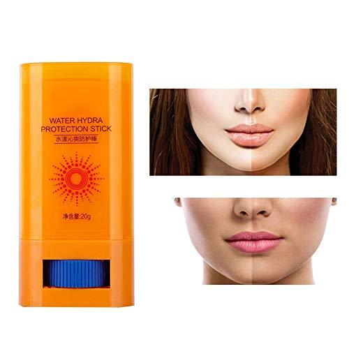 Sonnencreme, UV-Schutzcreme, Sensitive Solar Expert, After-Sun, 100% transparenter, wasserabweisender Sonnenschutz, fettfreier Sonnenschutz, schnelle Absorption(#1)
