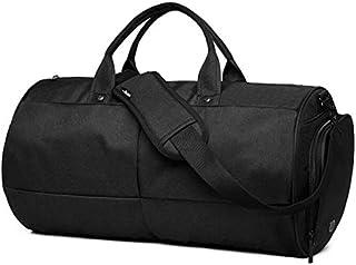 حقيبة دفل بوليستر للجنسين,اسود - حقائب دفل للنشاطات الرياضية والخارجية