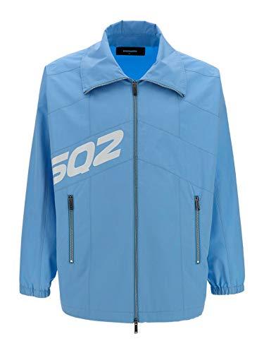 DSQUARED2 Chaqueta Casual - Azul Claro, 48
