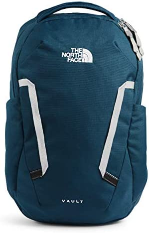 The North Face Women s Vault Backpack Blue Wing Teal Tin Grey One Size product image