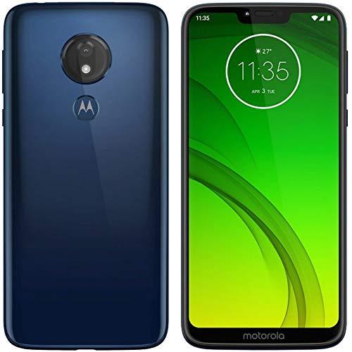 Motorola Moto G7 Power 32GB XT1955-5 LTE T-Mobile Android Smartphone - (Marine Blue) (Renewed)