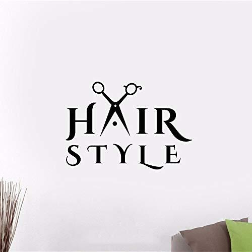 Wandtattoo Kinderzimmer Wandtattoo Wohnzimmer Hair Style Salon Friseur Zeichen Schere