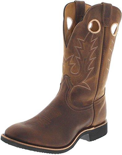 FB Fashion Boots Boulet Herren Cowboy Stiefel 5222 EEE Westernreitstiefel Lederstiefel Westernstiefel Braun 41 EU