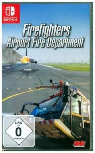 Airport Feuerwehr - Die Simulation. Nintendo Switch