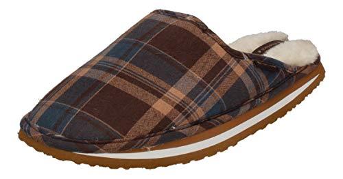 Cool shoe Pantufas HOME Azul 45 / 46 - T1SLI003-PLAID-45 / 46
