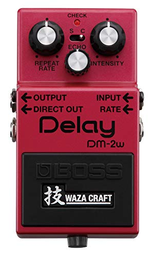 BOSS DM-2W Delay Guitar Pedal