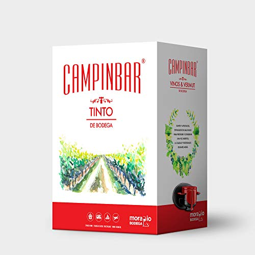 Bag in Box Vino Tinto 5 Litros Recomendado de primera calidad