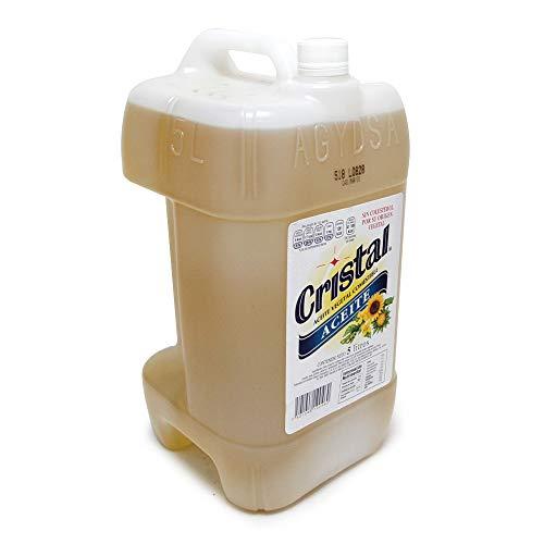Cristal Aceite Vegetal, 5 Litros
