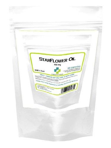 Borretsch Öl / Menopause Formel Kombination (60+60 Stück Packung)