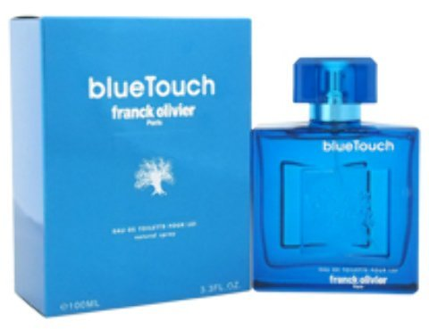 Frank Olivier – Blue Touch (3.3 oz.) 1 pcs sku# 1896347MA by Frank Olivier