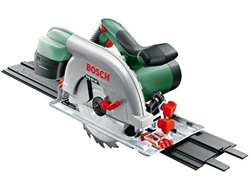 Bosch PKS 66 AF cirkelzaag (met geleiderail, 1600 watt, in doos)