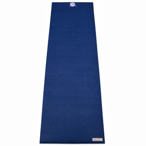 Aurorae Classic/Printed Extra Thick and Long 72' Premium Yoga Mat with Non Slip Rosin included. Beginners to Pros