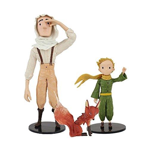 Hape Il Piccolo Principe con Esploratore e Volpe per Regalo di Compleanno Regalo per Natale