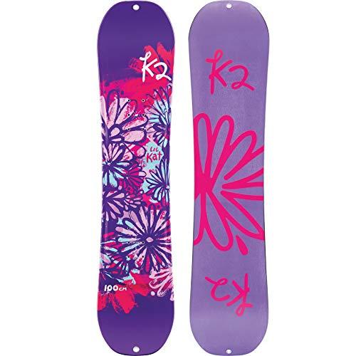 K2 11D0031.1.1.1.120 Lil Kat - Tabla de Snowboard para niña, diseño 120