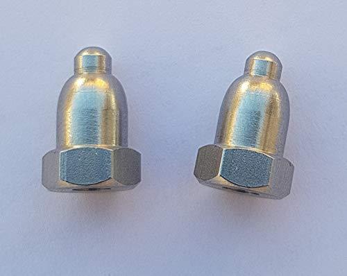 FilAnimal Kontaktspitzen, Elektroden zum Trainieren von Zäunen, Anti-Bell-Kontaktspieße