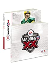 Madden NFL 09 Limited Edition Bundle - Prima Official Game Guide de Mojo Media
