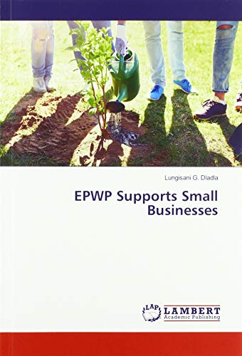 EPWP Supports Small Businesses