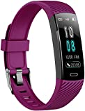 Fitness Trackers-Activity Tracker Watch with Heart Rate Blood Pressure Monitor, Waterproof Watch with Sleep Monitor, Calorie Step Counter Watch for kids Women Men Compatible Android iPhone Smartphone3