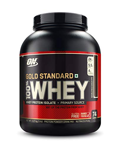 Optimum Nutrition (ON) Gold Standard 100% Whey...