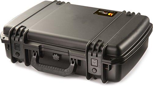 Peli Storm koffer zwart, Met schuim, zwart.