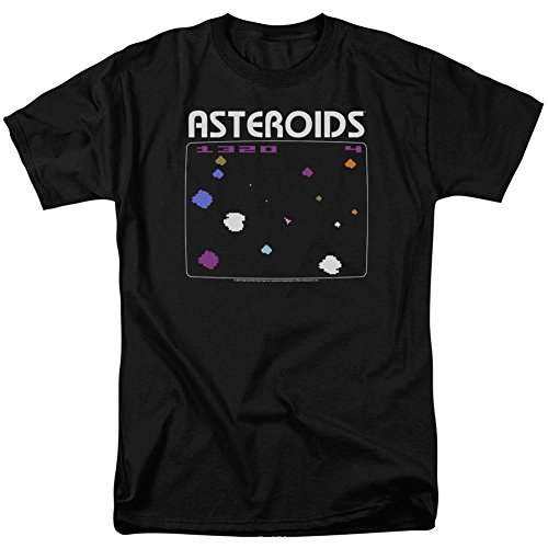 Men's Atari Asteroids Colour Screen T-shirt
