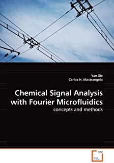 Chemical Signal Analysis with Fourier Microfluidics
