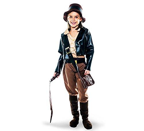 Disfraz de Arqueóloga aventurera para niña