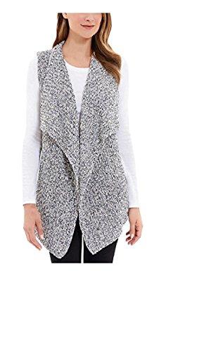 Jones New York Ladies Sweater Vest (L, Blue)