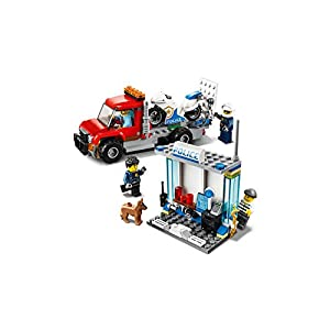 Amazon.co.jp - レゴ シティ レゴ シティ ポリス スターターボックス 60270