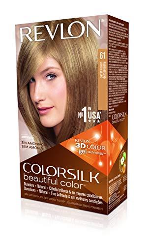 Revlon ColorSilk Tinte Cabello Permanente Tono #61
