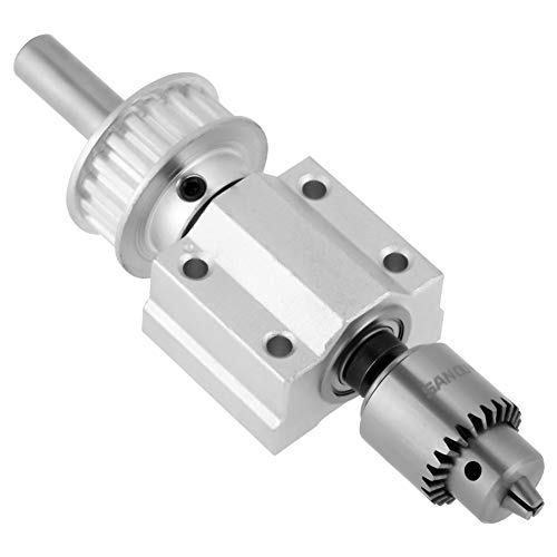 Werkzeugmaschine Spindel, hohe Präzision Unpowered Spindel Montage für Tisch Bohrmaschine DIY